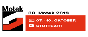 Aencom is going to expose at Motek 2019